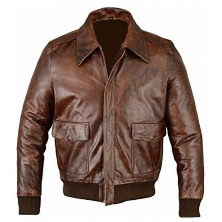 A2-Air-Force-Distressed-Brown-Real-Leather-Bomber-Flight-Jacket-500×500