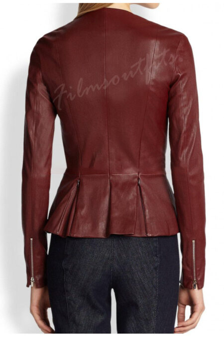 How to Get Away with Murder Annalise Keating Leather Jacket