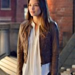 Beauty and the Beast S2 Catherine Chandler Leather Jacket