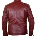 Guardians Of The Galaxy 2 Star Lord Peter Quill Leather Jacket