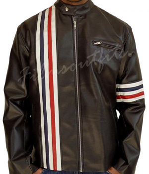 Easy Rider Motorcycle Leather Jacket