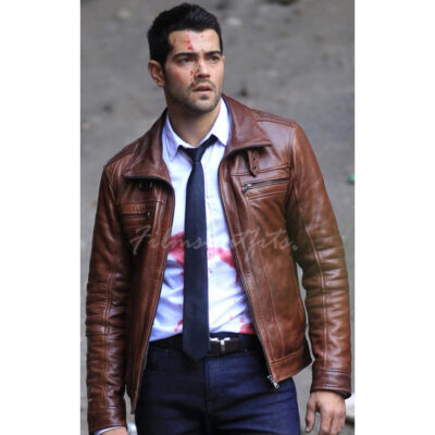 Dead Rising Watchtower Chase Jesse Metcalfe Jacket