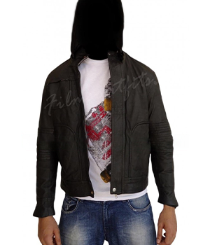 Mission Impossible Ghost Protocol Tom Cruise Leather Jacket