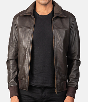 Air-Rolf-Brown-Leather-Bomber-Jacket2