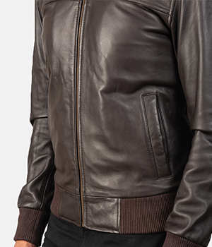 Air-Rolf-Brown-Leather-Bomber-Jacket5