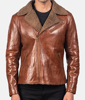 Alberto-Shearling-Brown-Leather-Jacket3
