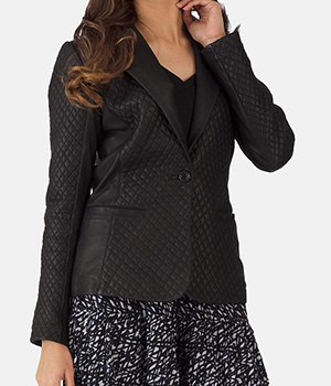 Cora-Quilted-Black-Leather-Blazer