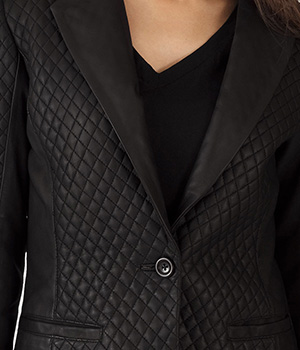 Cora-Quilted-Black-Leather-Blazer4