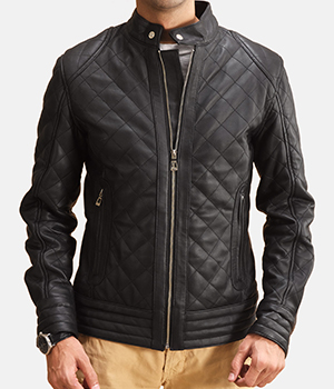 Henry-Quilted-Black-Leather-Jacket