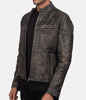 Ionic-Distressed-Brown-Leather-Biker-Jacket2