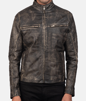 Ionic-Distressed-Brown-Leather-Biker-Jacket3