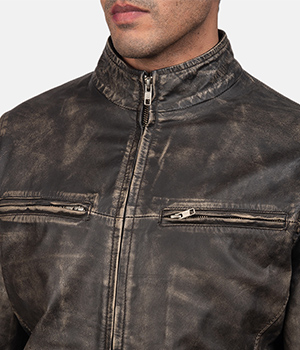 Ionic-Distressed-Brown-Leather-Biker-Jacket5