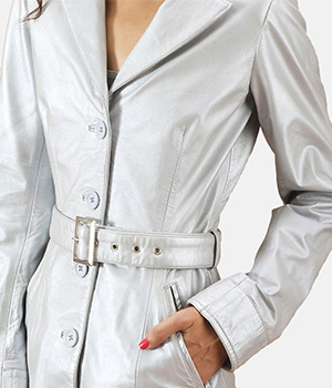 Moonlight-Silver-Leather-Trench-Coat4