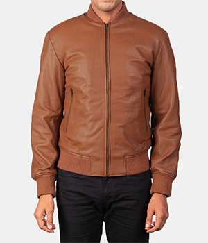 Shane-Brown-Leather-Bomber-Jacket3