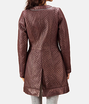 Trudy-Lane-Quilted-Maroon-Leather-Coat3