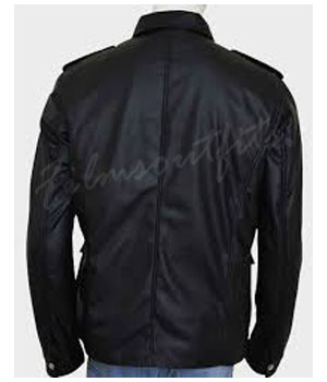 Legends Of Tomorrow Captain Cold Leather Jacket